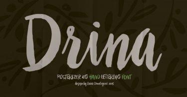 Drina [1 Font]