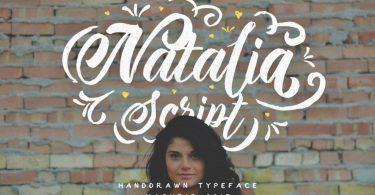 Natalia Script [1 Font]