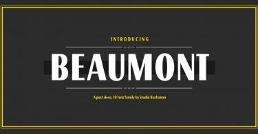 Beaumont [10 Fonts]