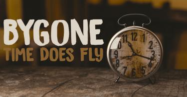 Bygone [2 Fonts]