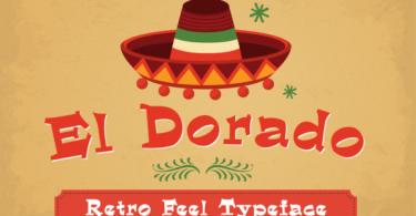 El Dorado [4 Fonts]