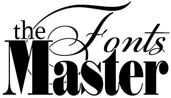 The Fonts Master