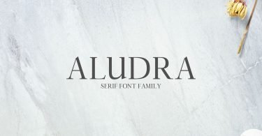 Aludra Serif [12 Font]