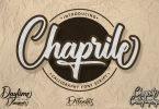 Chaprile [1 Font]